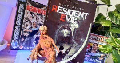 Avis Omaké Books : Génération Resident Evil, par Bruno Rocca