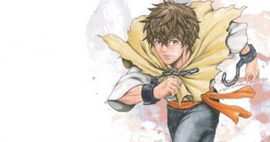 Avis Manga Glénat : Elio Le Fugitif – Tome 1