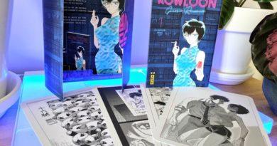 Avis Manga Kana : Kowloon Generic Romance – Tome 1