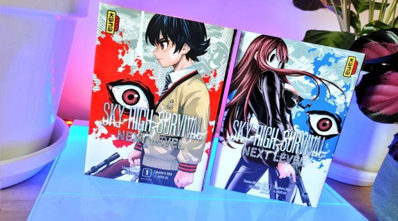 Avis Manga Kana : Sky-High Survival Next Level – Tomes 1 et 2
