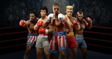 TEST : Big Rumble Boxing : Creed Champions