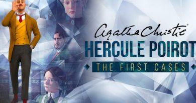 TEST : Agatha Christie – Hercule Poirot : The First Cases (testé sur PS5)