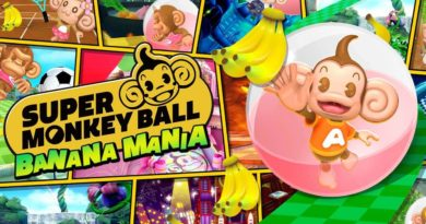 TEST : Super Monkey Ball: Banana Mania, une difficulté au poil de singe ?