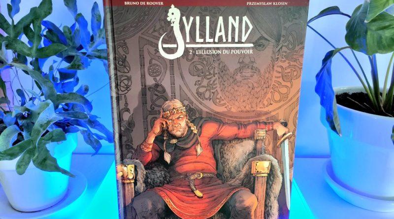 Avis BD Anspach : Jylland – Tome 2, L'illusion du pouvoir